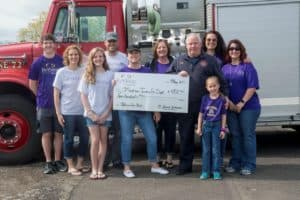 Revision Gives Back, First Responders, Madison Township Fire Department